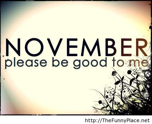 November Quotes And Sayings Food. QuotesGram