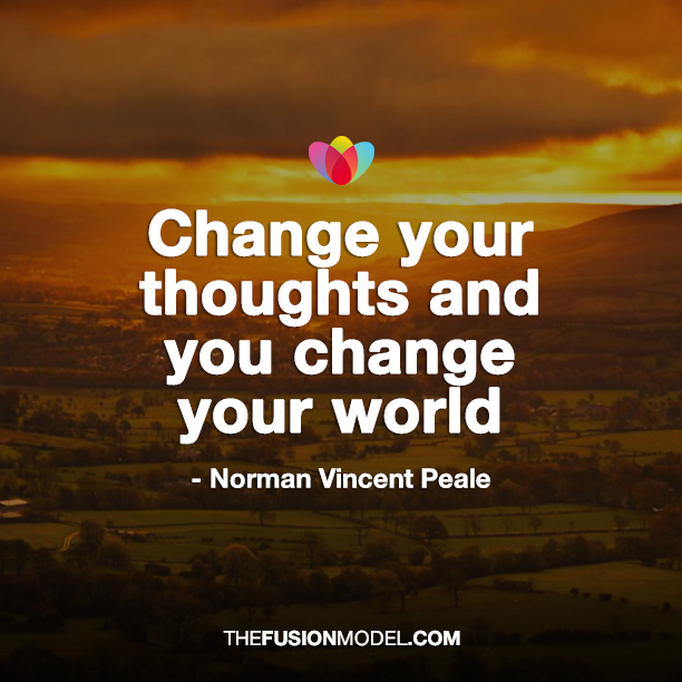 The Power Of Positive Thinking Quotes Norman Vincent Peale: From Norman Vincent Peale Quotes. QuotesGram