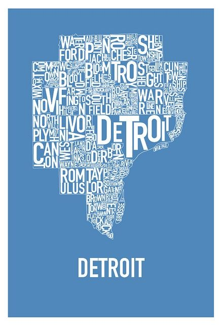 Famous quotes about 'Detroit' - Sualci Quotes |Quotes Detroit Mic