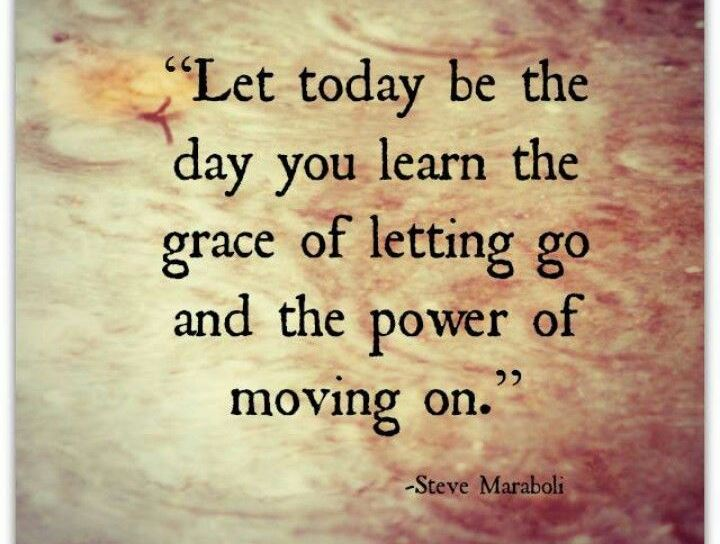 How to Let Go of a Past Relationship 10 Steps to Move On