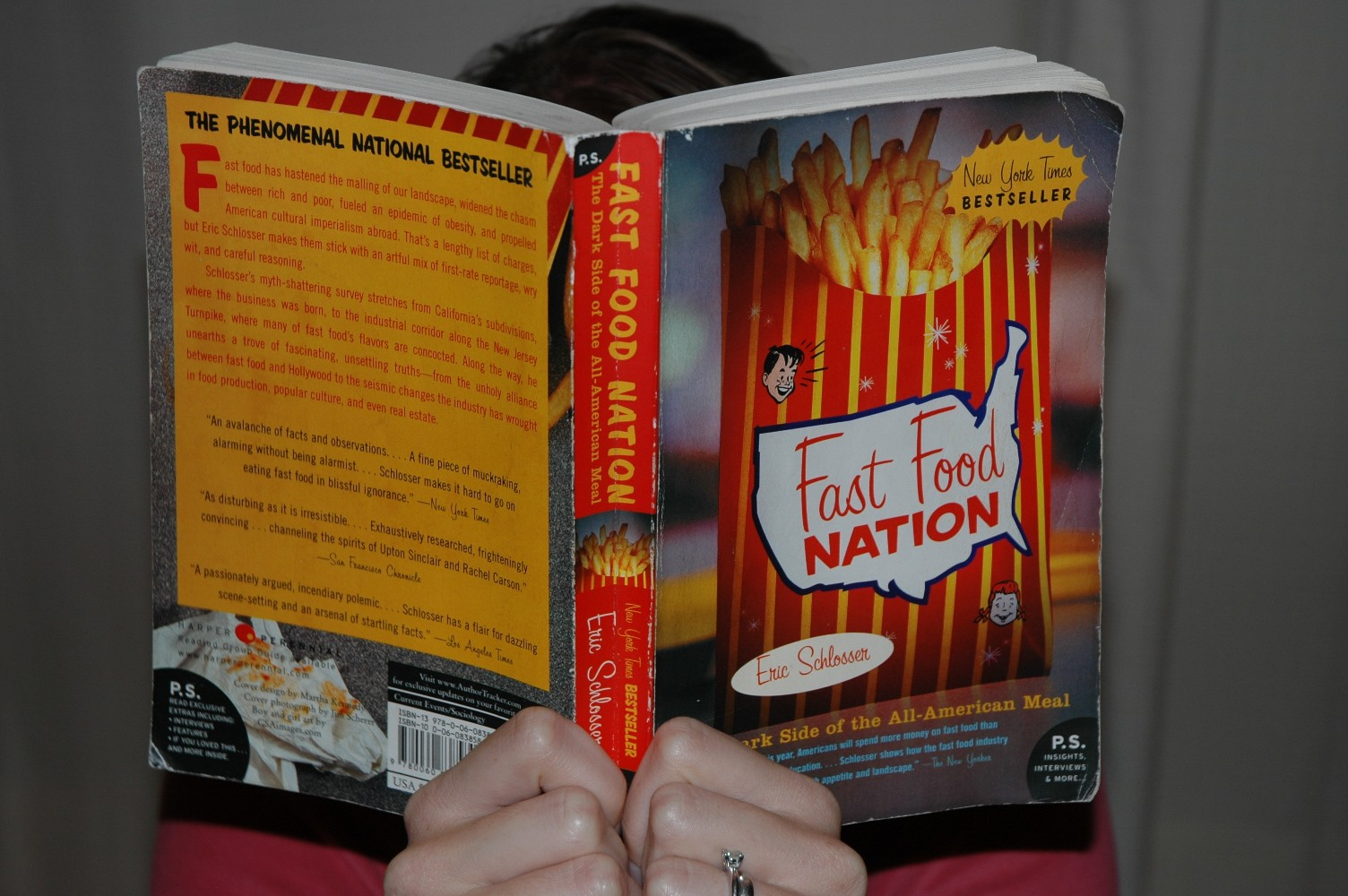 Quotes From Fast Food Nation Chapter