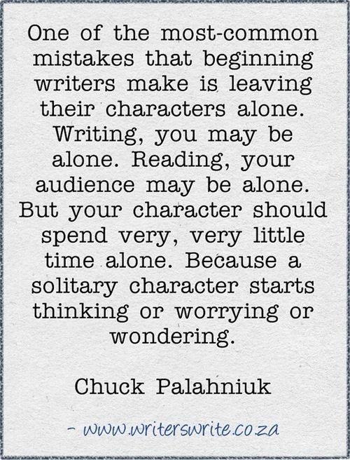 Stocking Stuffers: 13 Writing Tips From Chuck Palahniuk