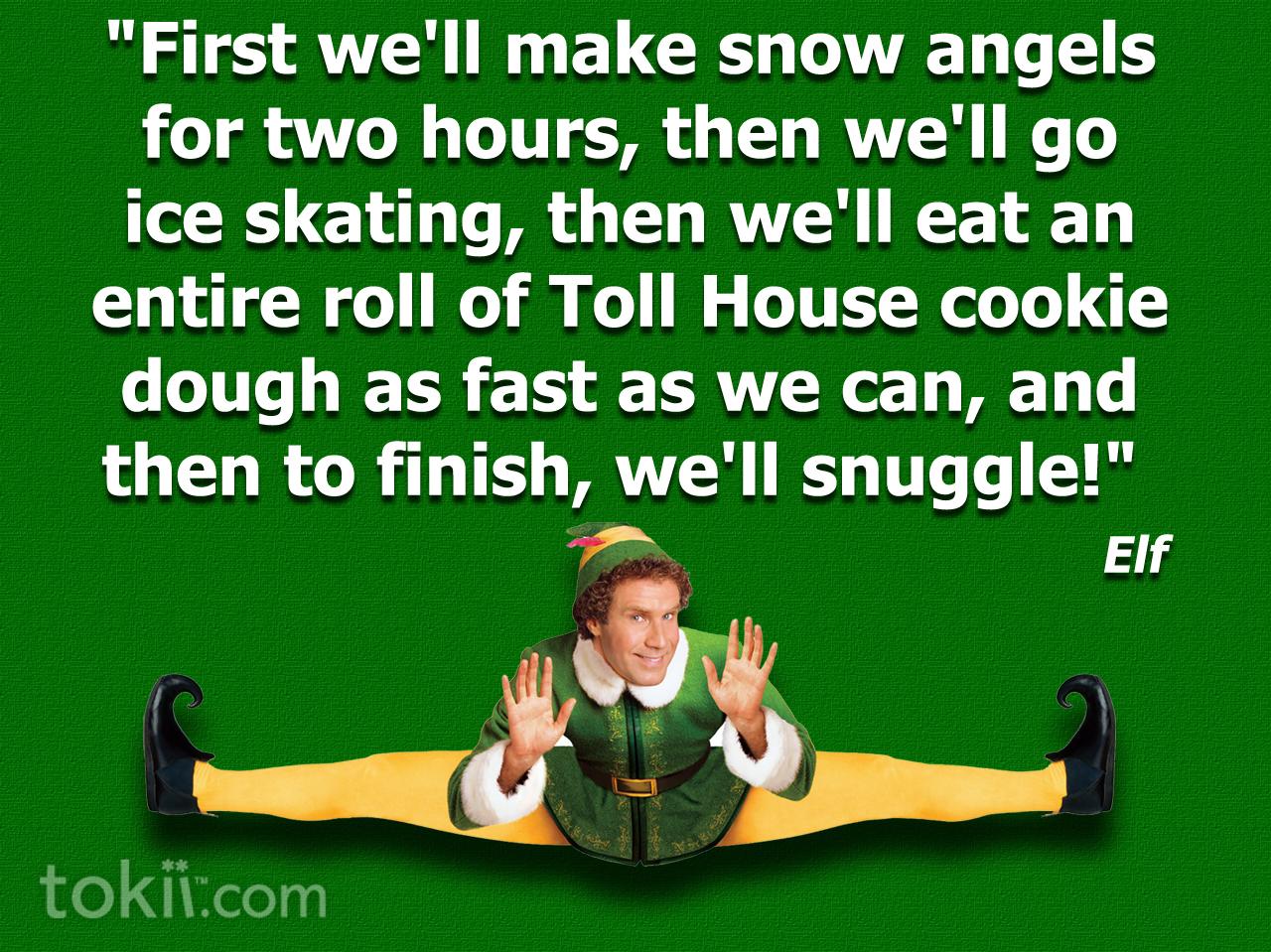 Elf Movie Quotes Quotesgram