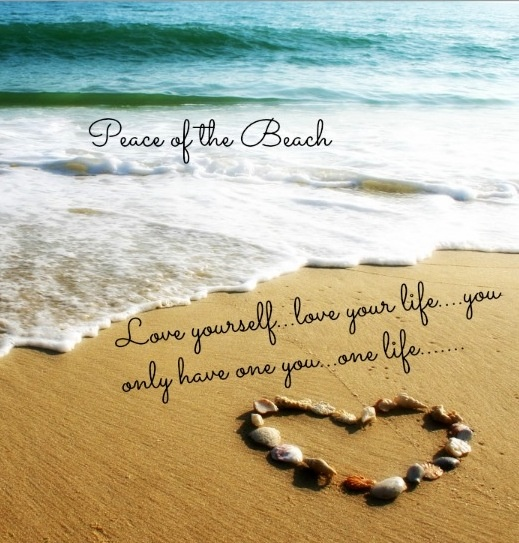 Quotes About Love The Beach. QuotesGram