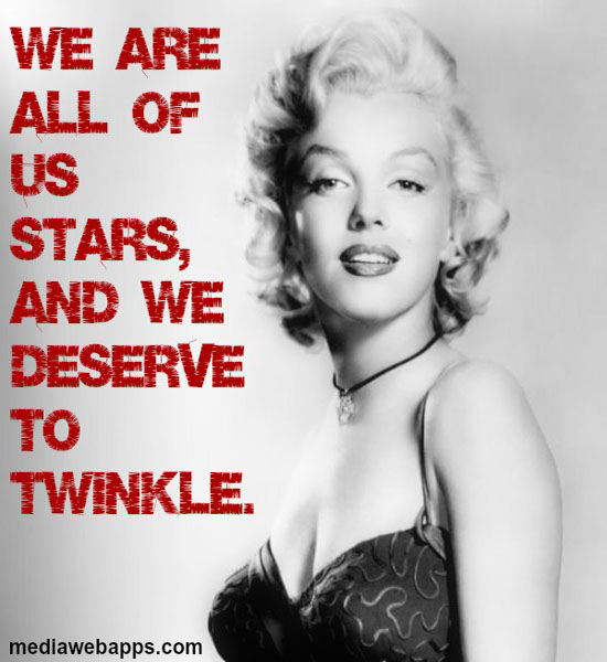 Marilyn Monroe Quotes About Dreams Quotesgram