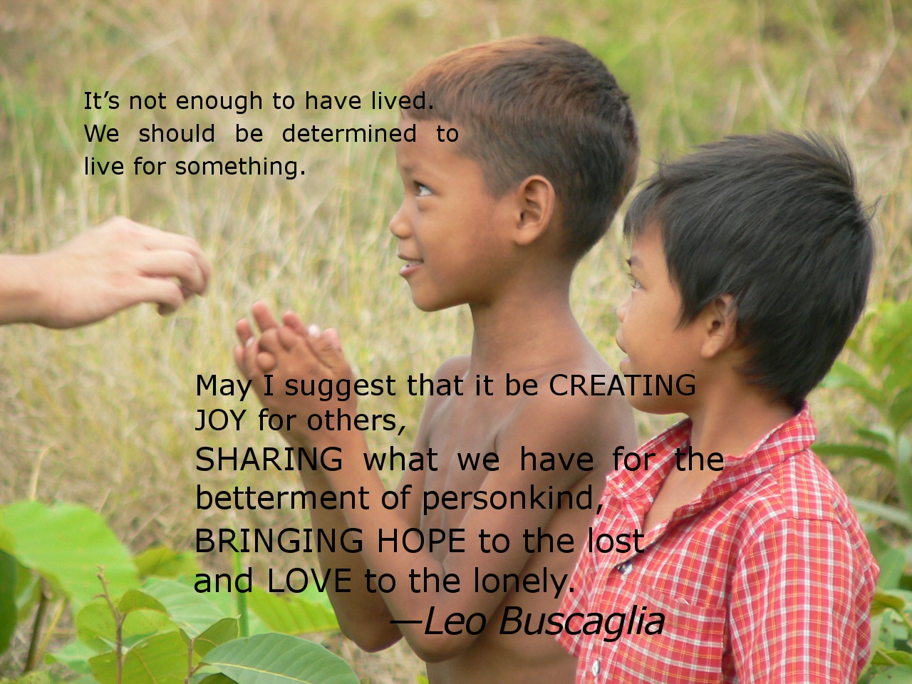 an essay on the joy of helping others quotes about being helped by others quotesgram quotesgram