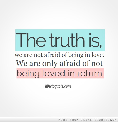 Quotes About Being Afraid To Love: Funny Quotes About Being Scared. QuotesGram