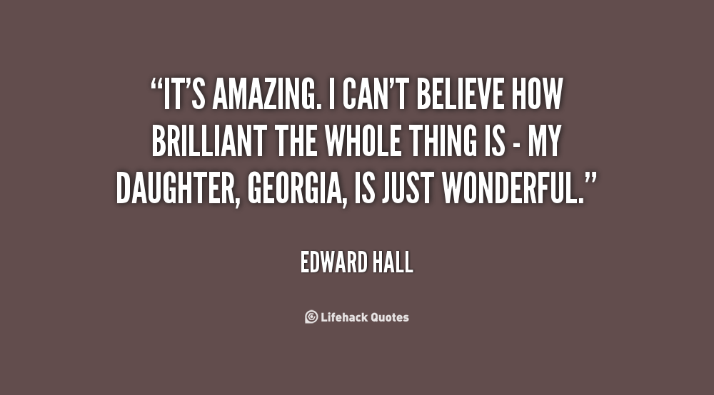 Long Foyer Quotes : Edward t hall quotes quotesgram