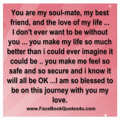 My Soulmate Quotes. QuotesGram