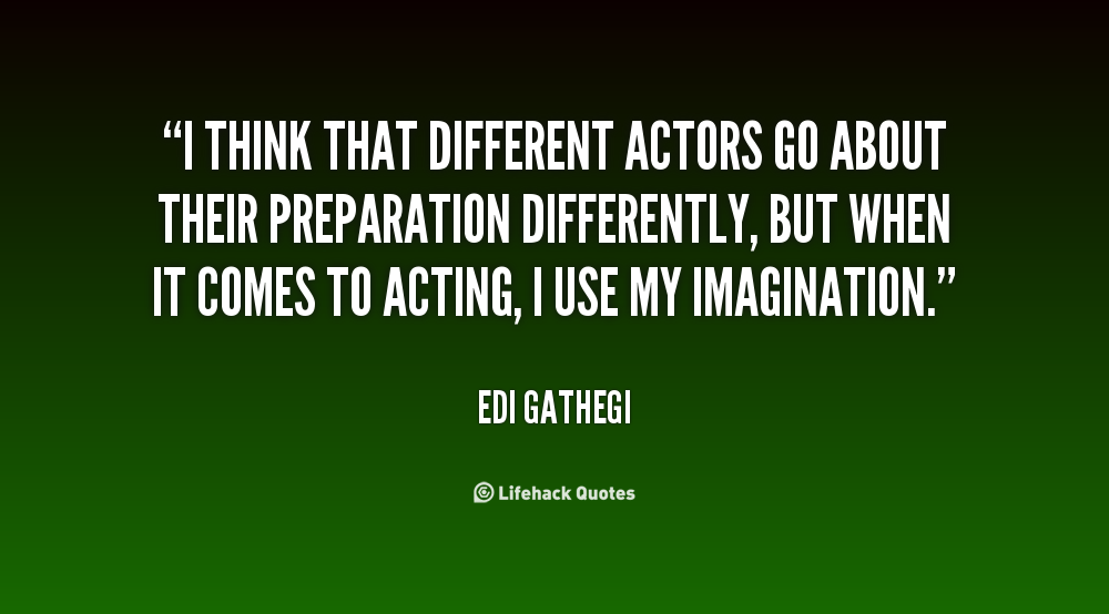 Edi Gathegi Quotes. QuotesGram