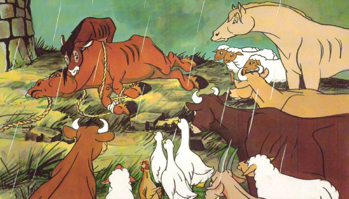the application of animal farm social ideals in the reality world Animal farm vs marxism, free napoleon then presented the windmill as a good idea and the animals were presented with hope none of the social classes were.