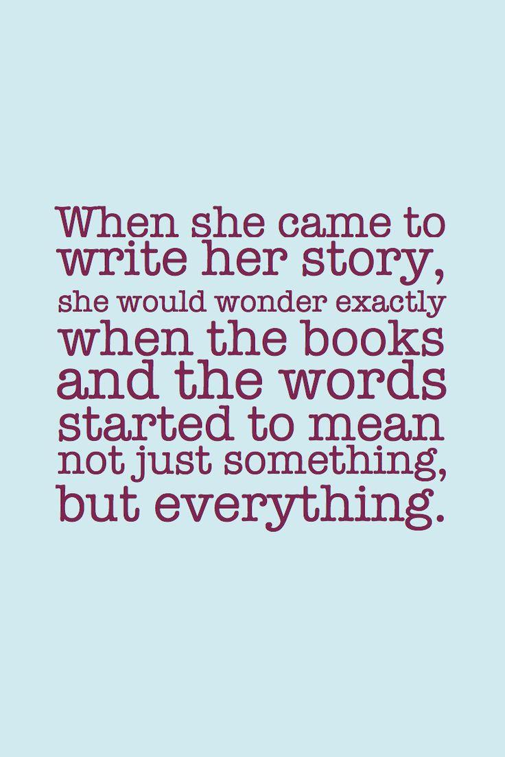 The Book Thief Narrator Quotes. QuotesGram