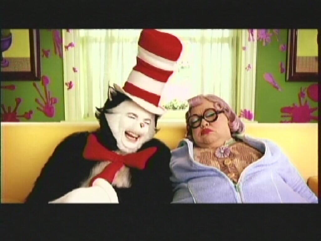The Cat And The Hat Movie Trailer