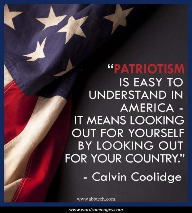 Patriotic Quotes: Patriotism Quotes By Famous People. QuotesGram