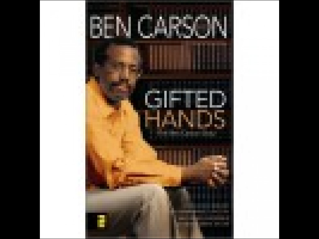 gifted hands the ben carson story Gifted hands trailer pastor walker dr ben carson - gifted hands - duration: 27:38 american life league 97,443 views 27:38 ben carson story.