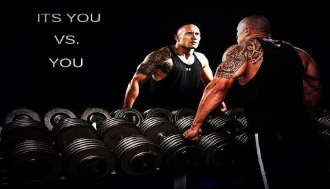 the rock quote wallpaper - photo #44