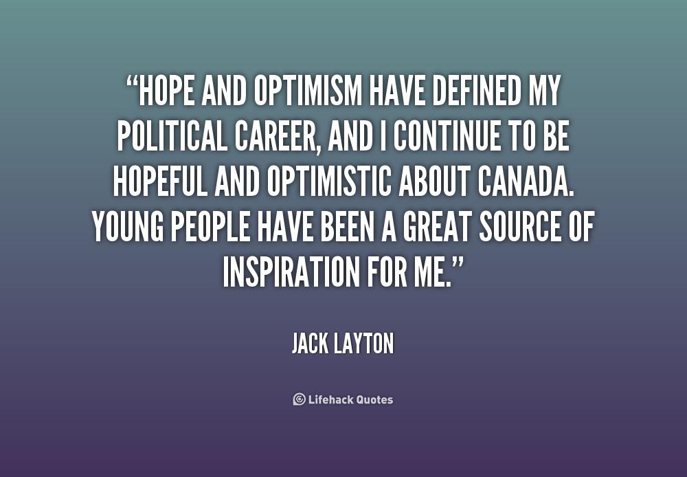 optimism quote with - photo #36