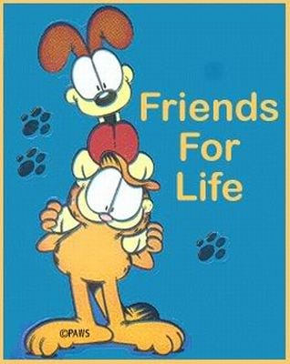 Garfield Quotes On Friendship Quotesgram
