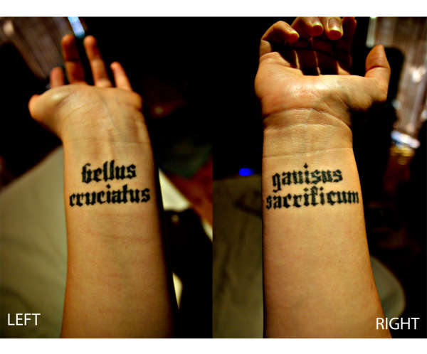 With meaning quotes tattoo Tattoos With