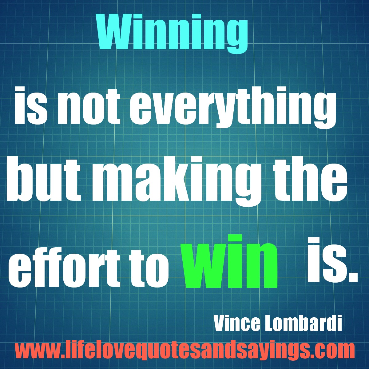 Win Quotes And Sayings