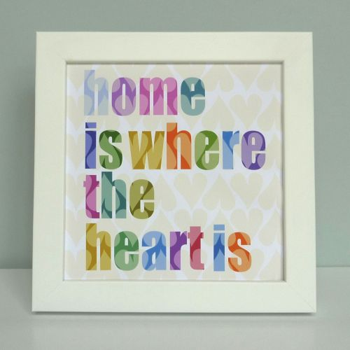 Home Is Where The Heart Is Quote: Home Is Where The Heart Is Quotes. QuotesGram
