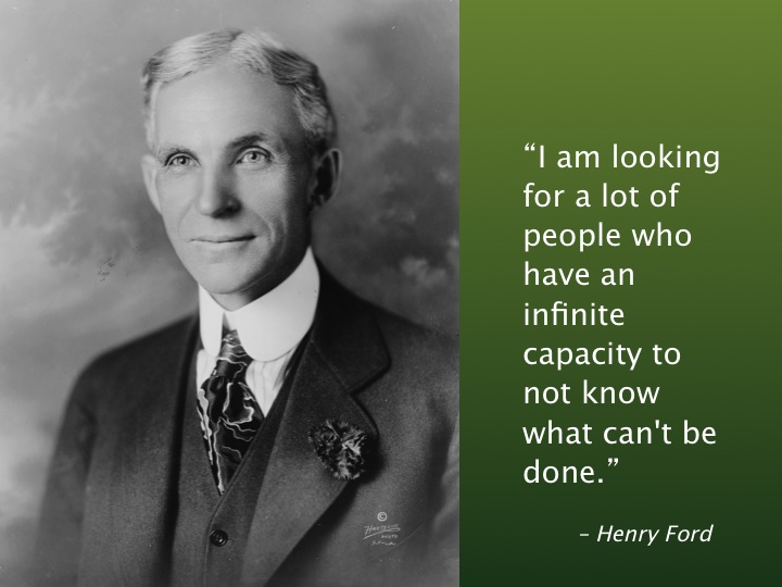 Henry Ford – the Leadership Qualities of One of History's
