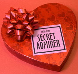 Secret Admirer Website