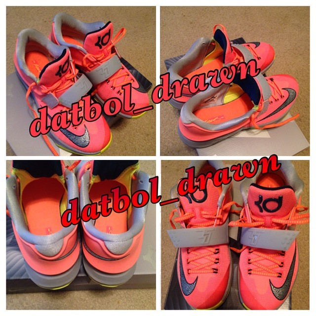 Kd 7 Dmv Nike Quotes Tire. Quot...