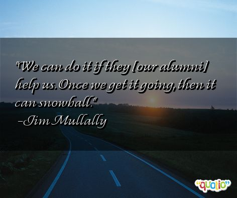 quotes about alumni meet