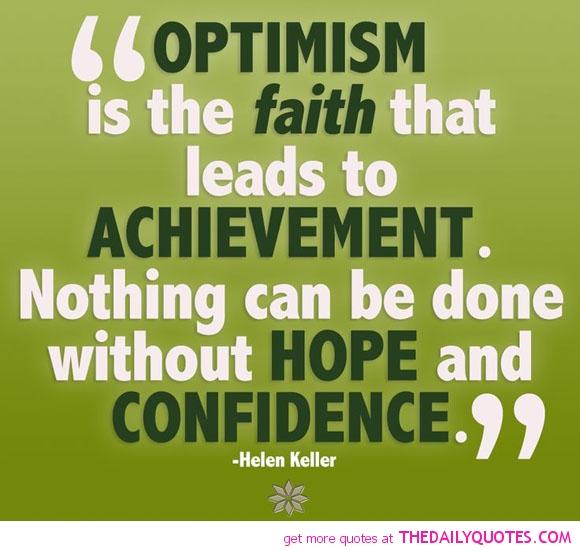 optimism quote with - photo #9