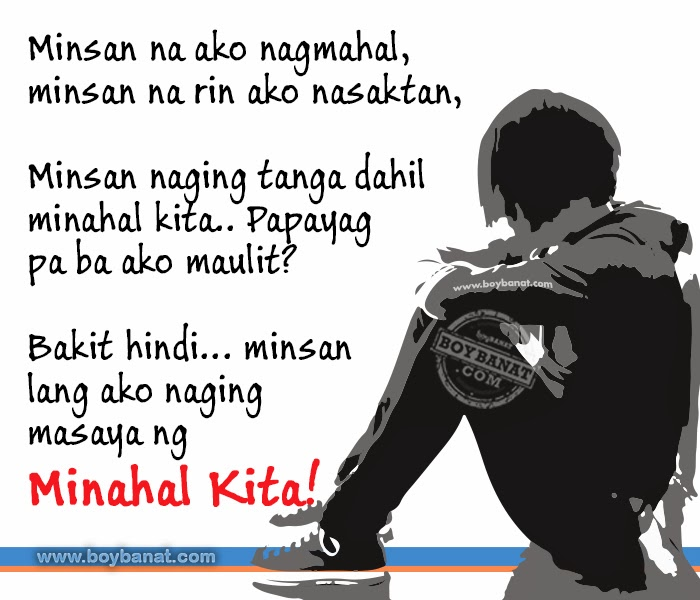 Broken Hearted Love Quotes For Him Tagalog: Tagalog Break Up Quotes For Girls. QuotesGram