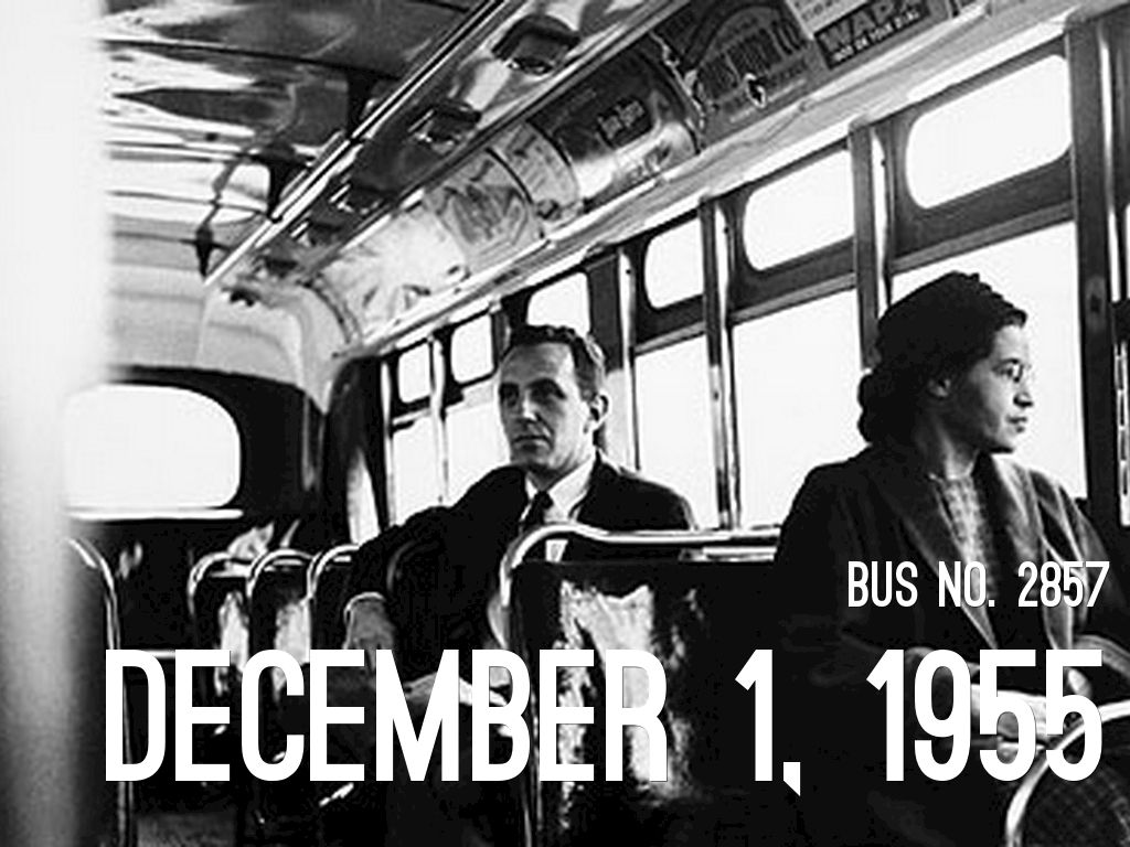 """mongomery bus boycott Jo ann gibson robinson entered an almost empty bus on a """"saturday morning before christmas in december 1949"""" (15), before entering she had no idea what was about."""