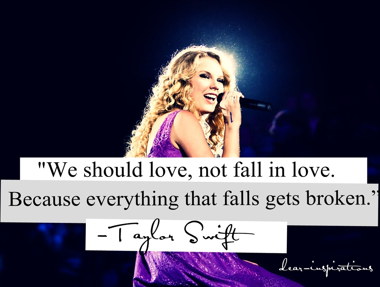 Best Taylor Swift Quotes. QuotesGram