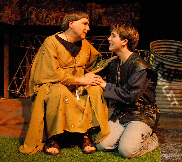 Character - Romeo and Juliet - Friar Laurence