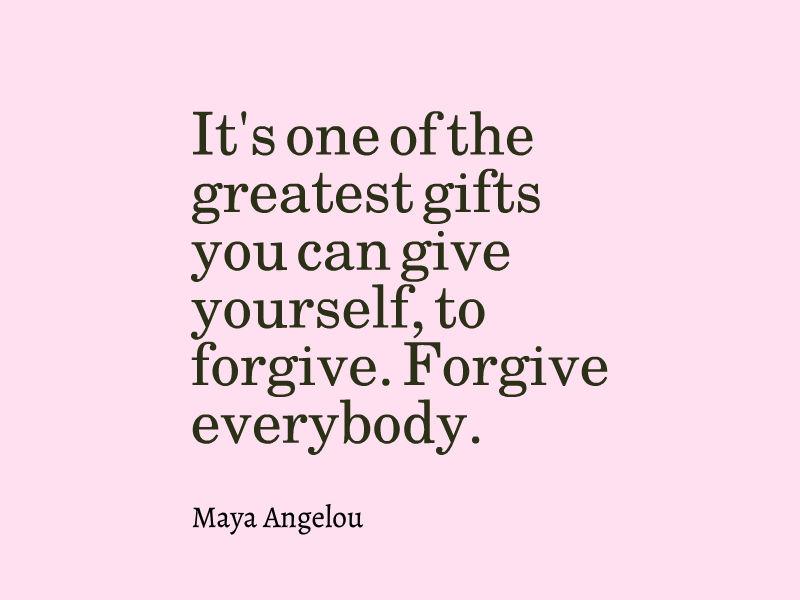 Image result for maya angelou forgive