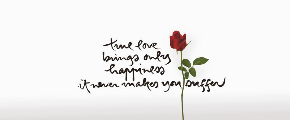 True Quotes About Love And Happiness Quotesgram