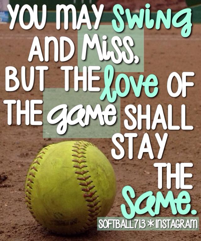 Motivational Softball Quotes: Softball Coach Quotes. QuotesGram