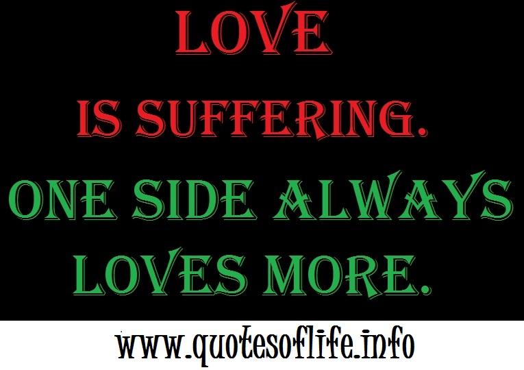 One Sided Love Quotes. QuotesGram