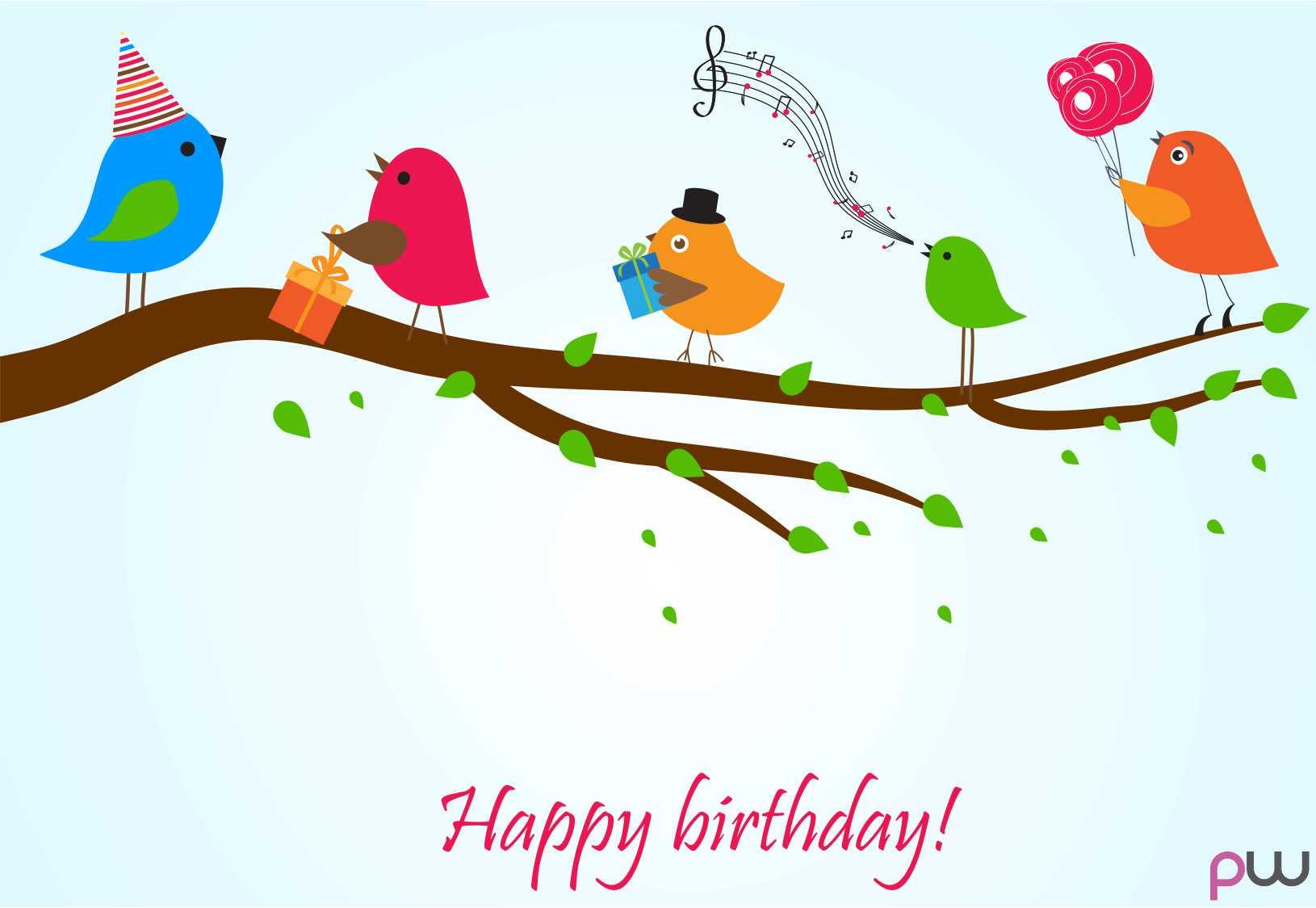 Birthday Bird Quotes Quotesgram