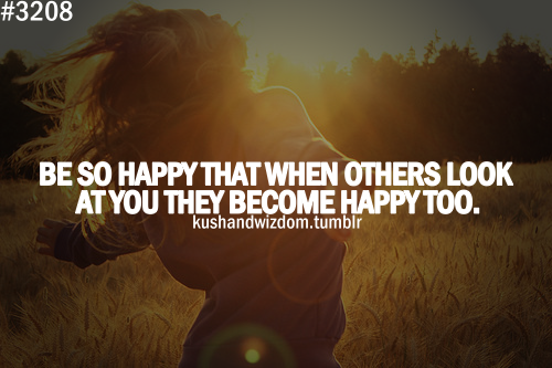 Being Happy Quotes For Girls. QuotesGram