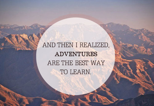 Adventure Quotes Quotesgram