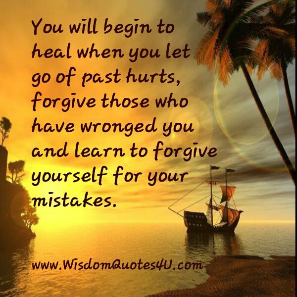 Inspirational Quotes About Positive: Letting Go Of Hurt Quotes. QuotesGram
