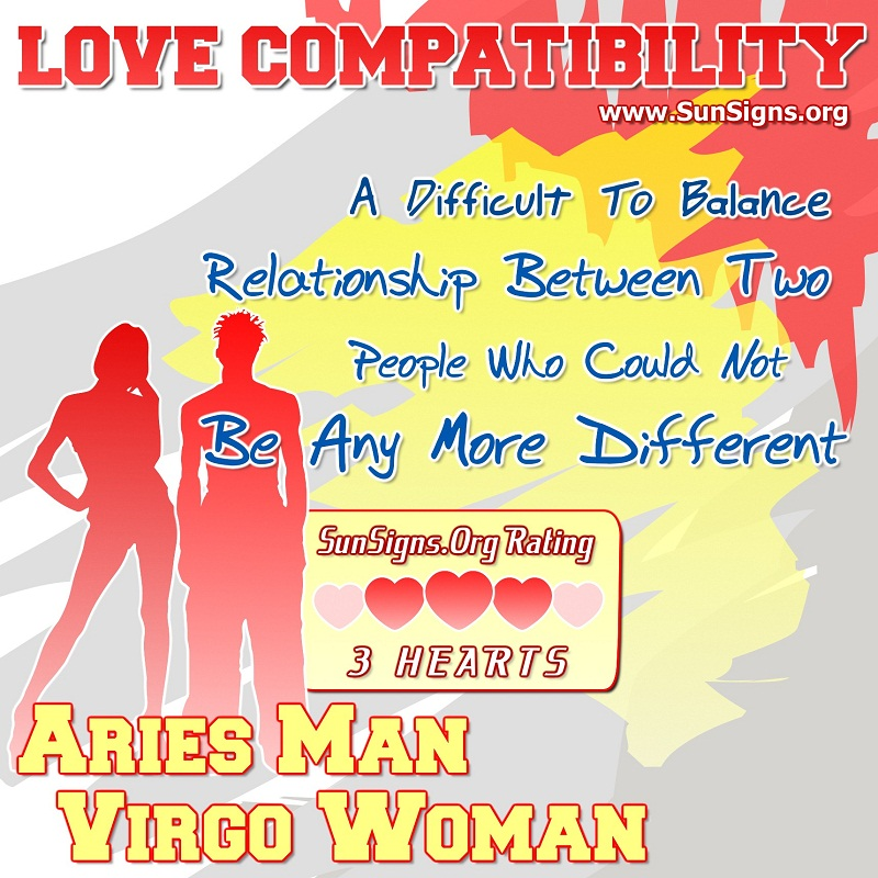best relationship matches for taurus man and virgo