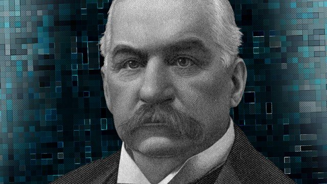 an overview of the role of john pierpont morgan an american economist Start studying learning curve - chapter 16 what was john pierpont morgan's role in what describes the ideas of the british economist adam smith.