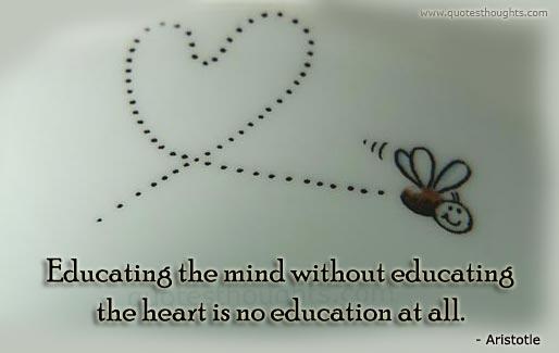 Aristotle On Education Quotes Quotesgram: Without Education Quotes. QuotesGram