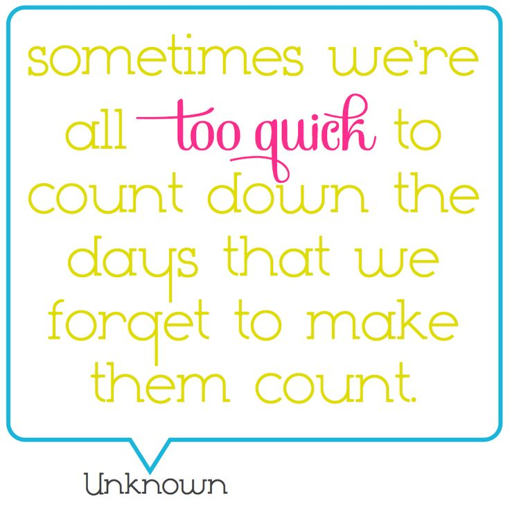 Make The Day Count Quotes. QuotesGram