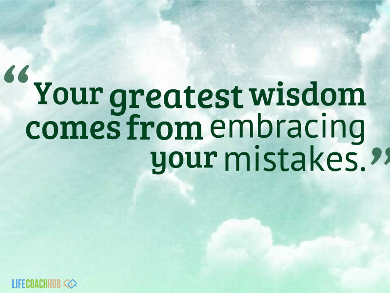 learning from mistakes quotes inspirational quotesgram