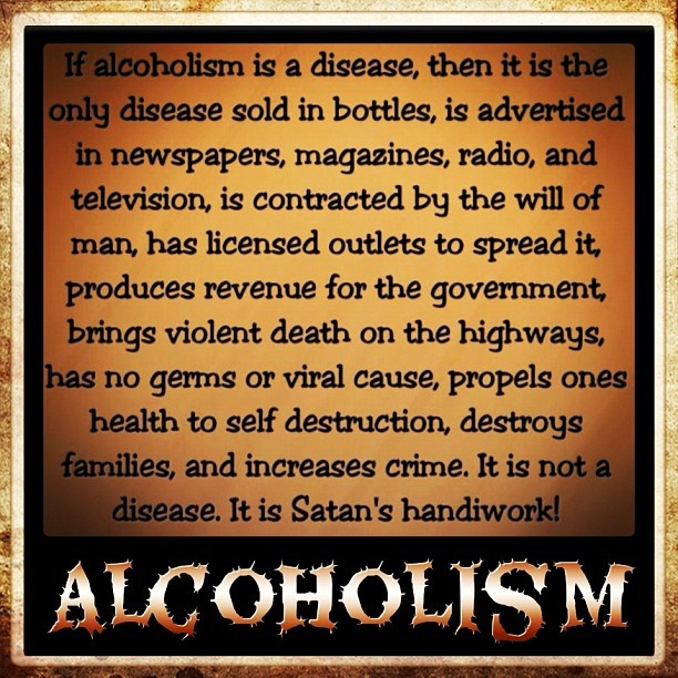 Inspirational Quotes About Alcoholism. QuotesGram
