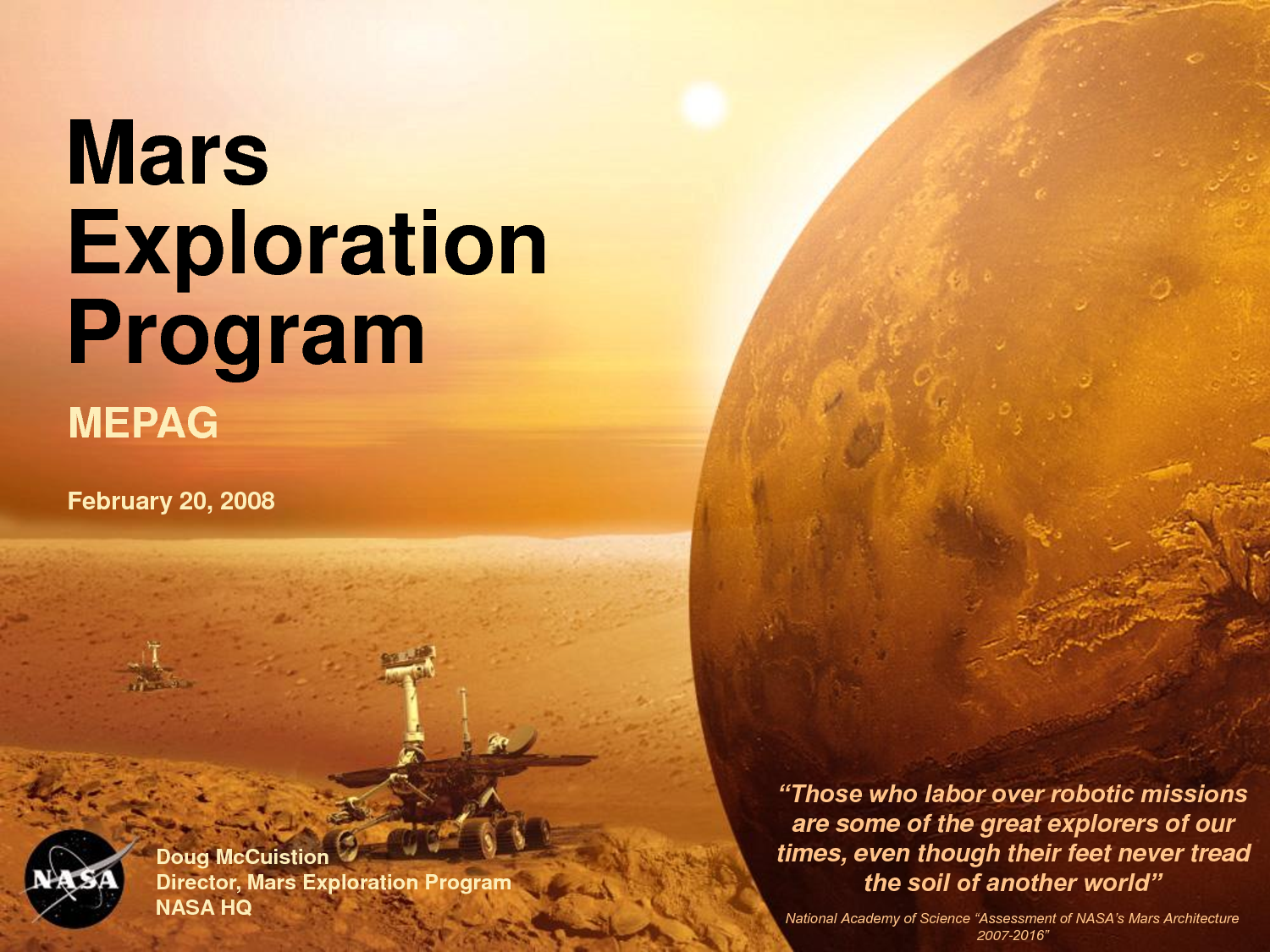 mars rover quote -#main