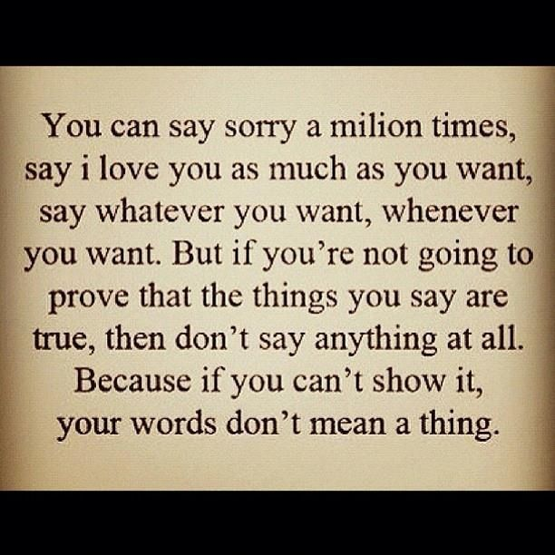 Quotes About Saying Sorry And Not Meaning It: Quotes About Saying Sorry To Mom. QuotesGram
